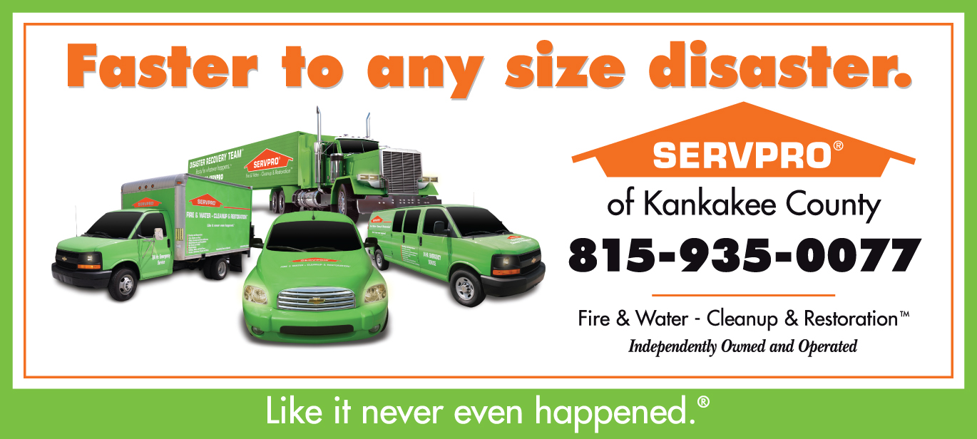 Click to learn more about ServPro of Kankakee County